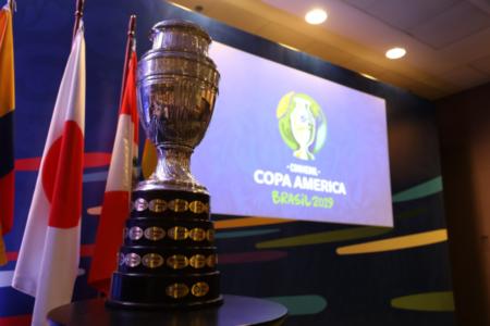 Copa América 2021 Já tem 140 casos de Covid-19