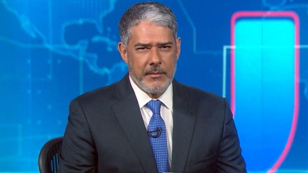 Globo oferece salário milionário para William Bonner não deixar emissora